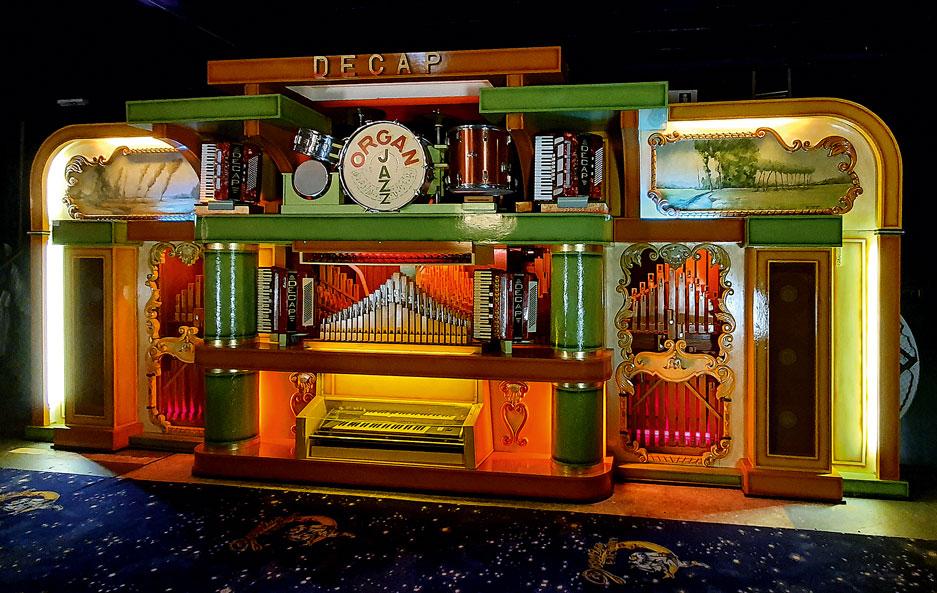 Decap Musikbox